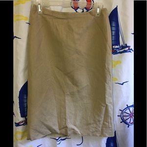 Tahari Pencil Skirt Sz 2